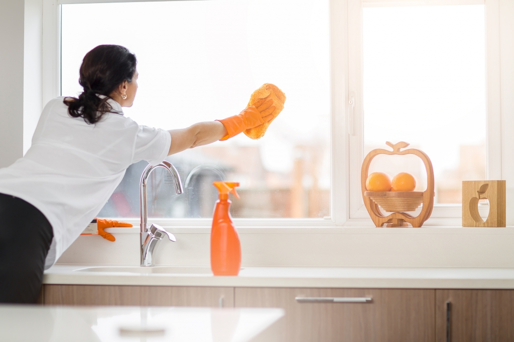 Deep Cleaning Of The House