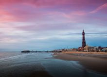 cleaner in blackpool