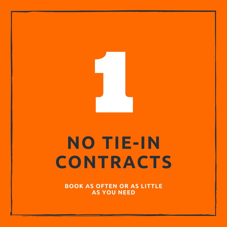 no tie-in contracts