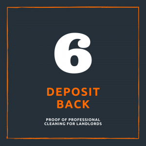 your deposit back